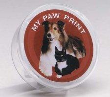 My Paw Print Set