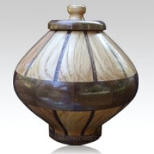 Cobarian Wood Cremation Urns