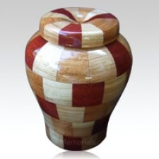Hic Cho Wood Cremation Urns