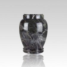 Green Marble Keepsake Cremation Urn
