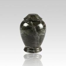 Green Marble Classica Keepsake Cremation Urn