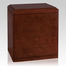 Presidents Walnut Wood Cremation Urn
