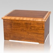 Royal Bamboo Cremation Urns