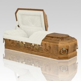 Sentire Wood Caskets