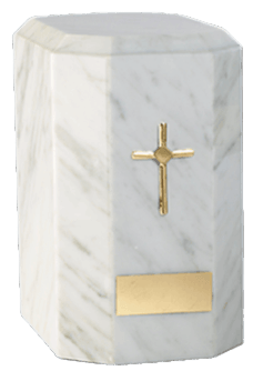 Kaiser Carrara Cremation Urn