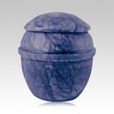 Liberty Blue Keepsake Cremation Urn