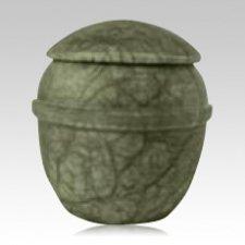 Liberty Green Keepsake Cremation Urn