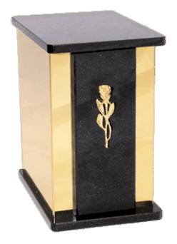 Rialto Nero Cremation Urn