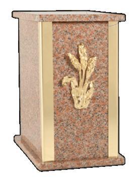 Stella Vermilion Cremation Urn