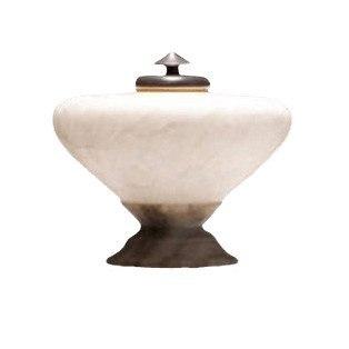 Italian Alabaster Keepsake Cremation Urn