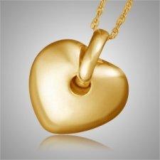 Puff Heart Keepsake Jewelry II