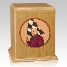 Racing Cremation Urn II