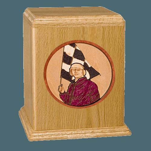 Racing Cremation Urn II