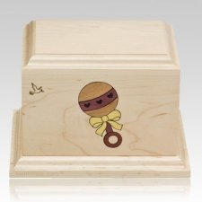 Rattle Children Infant Cremation Urn