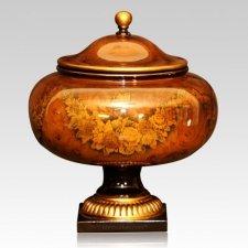 Chanel Cremation Urn
