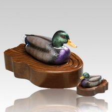 Regal Mallard Duck Cremation Urns