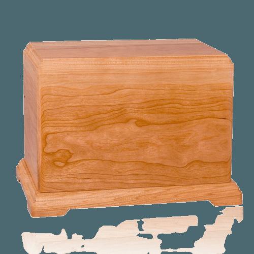 Regency Wood Cremation Urn