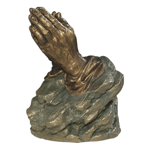 Gods Prayer Cremation Urn
