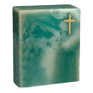 Guardian Cross Cremation Urn