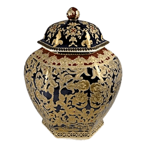 Requiem Porcelain Cremation Urn