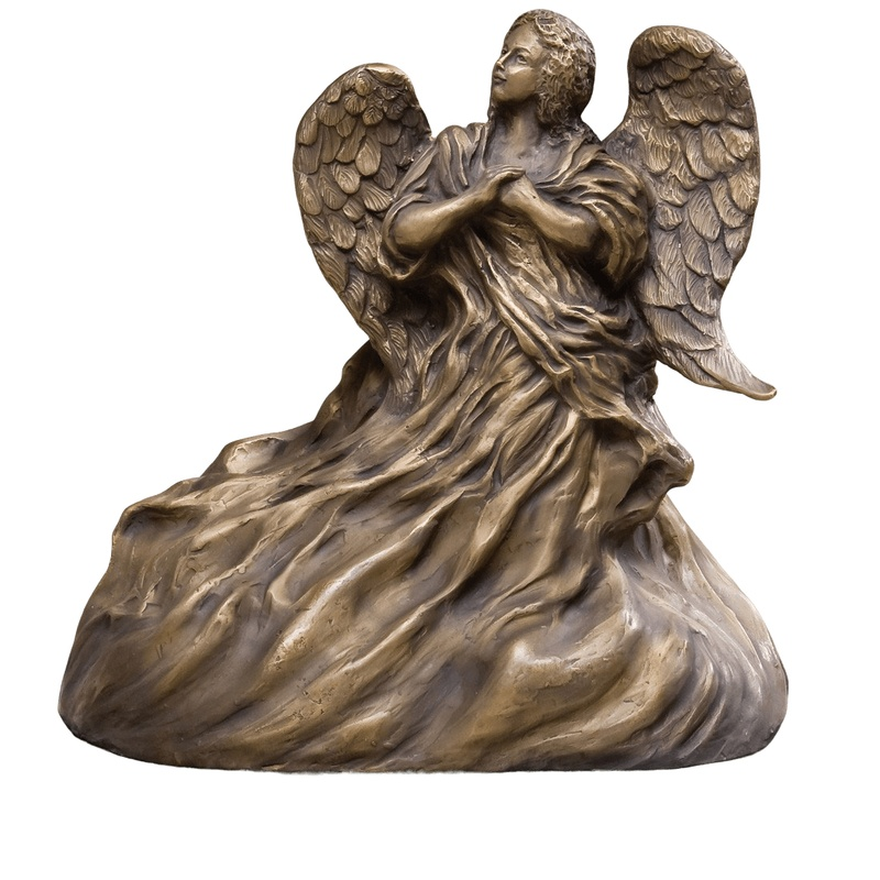 Rising Angel Cremation Urn