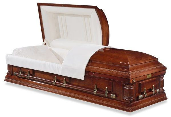 Rockport Wood Casket