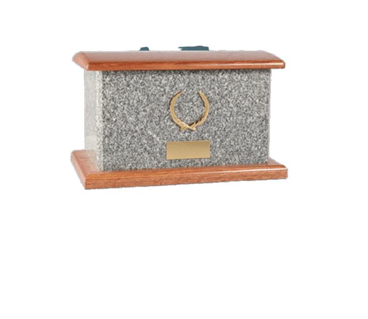 Stonewood Grey Cremation Urn