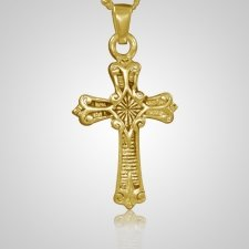 Roman Cross Keepsake Jewelry II