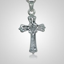 Roman Cross Keepsake Jewelry