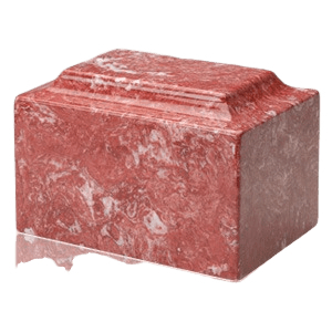 Rose Marble Cremation Urns