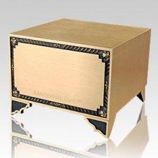 Rosaline Companion Bronze Cremation Urn