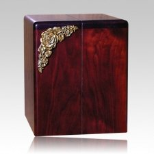 Roses Companion Cremation Urn