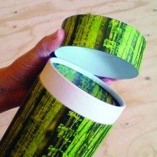 Patriot Scattering Mini Biodegradable Urn