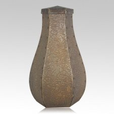 Toulouse Hammered Grand Copper Urn