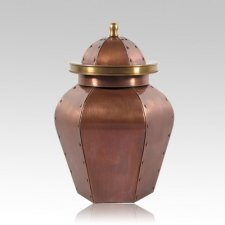 Lafayette Copper Cremation Urns