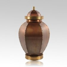 New Orleans Copper Cremation Urns