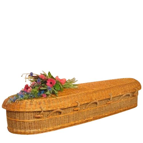 Seagrass Large Green Casket