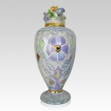 September Winds Cremation Urn