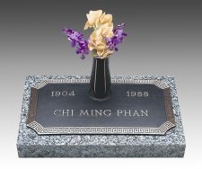 Special Individual Headstone Order