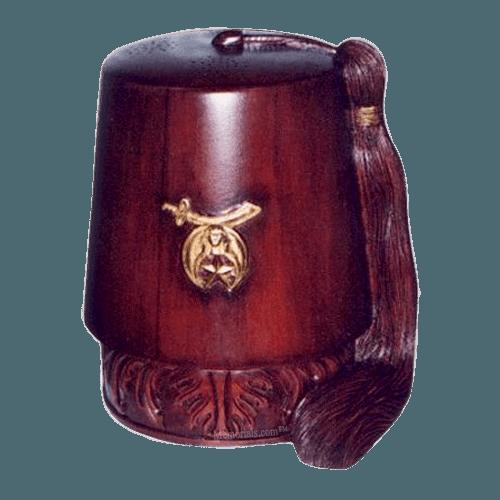 Shriners Cremation Urn