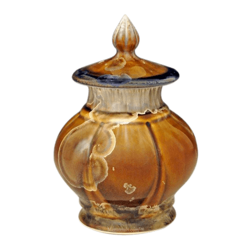 Sienna Pet Porcelain Cremation Urn