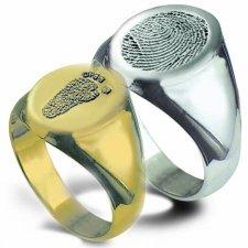 Signet Ring Print Keepsakes