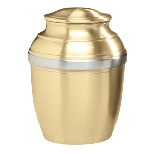 Gold Silverado Cremation Urn