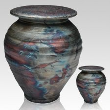 Raku Dream Ceramic Cremation Urns