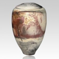 Riverstone Ceramic Cremation Urns