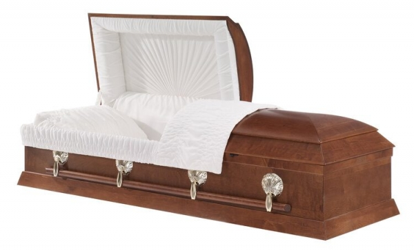 Solisbury Wood Casket