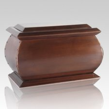 Southern Charm Copper Cremation Urn