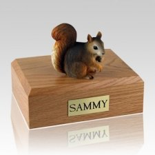 Squirrel Cremation Urns