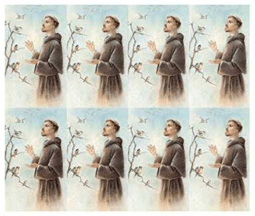 St. Francis Prayer Cards
