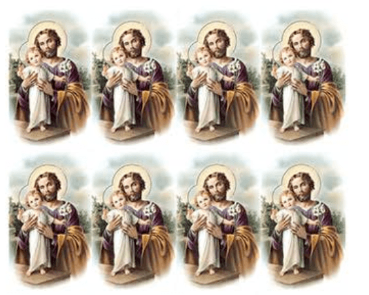 St. Joseph Prayer Cards